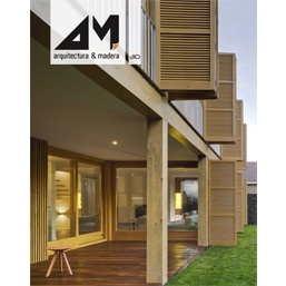 21_Arquitectura y Madera_Vivienda Levitt Moraleja